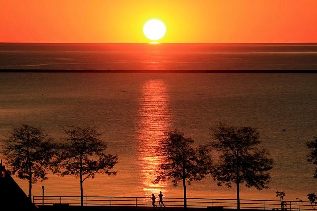 Milwaukee Bay Sunrise