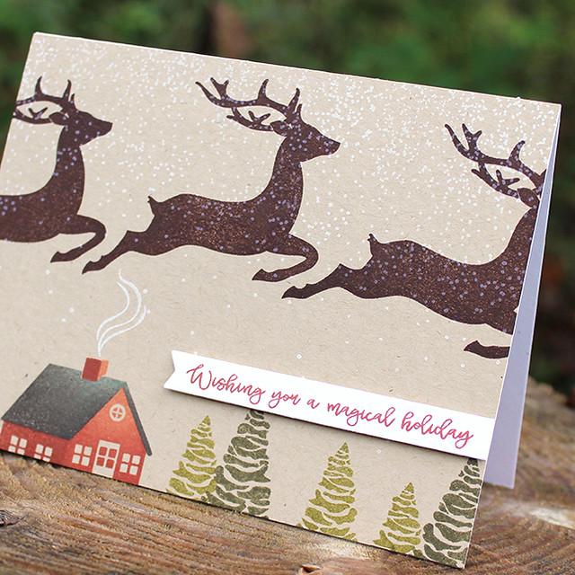 Magical Holiday Card 2