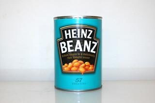 18 - Zutat Baked Beans / Ingredient baked beans