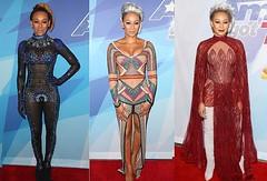 Mel B's Superhero Outfits