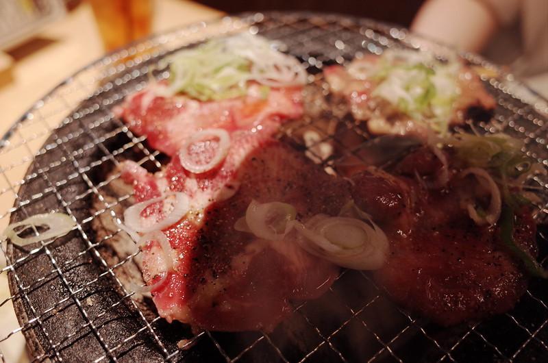 名古屋やぶ屋牛たん焼き