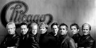 Legendary Band CHICAGO at the Bob Carr