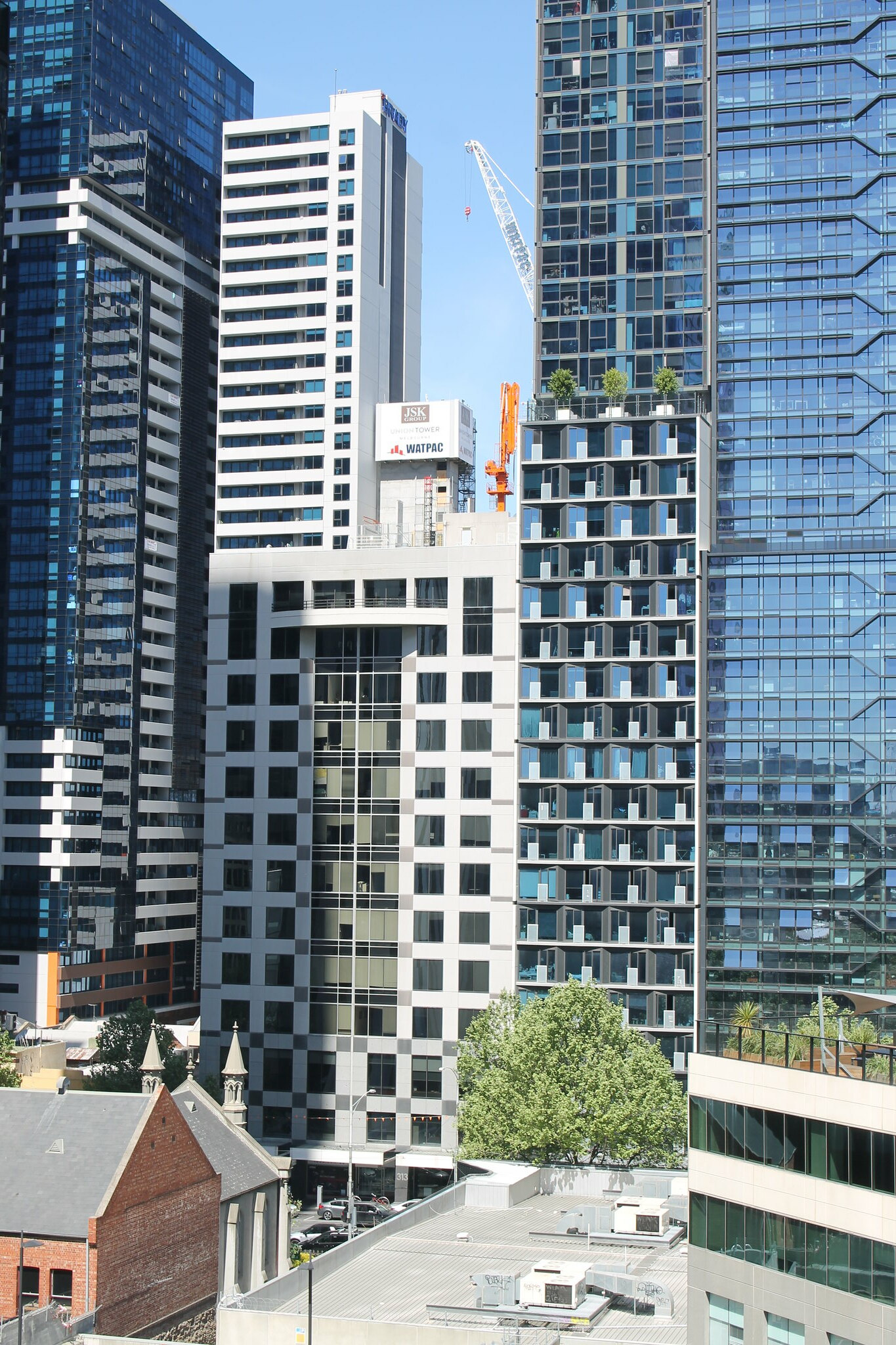 CBD | Union Tower | 296-300 Little Lonsdale Street | 42 Levels | Residential