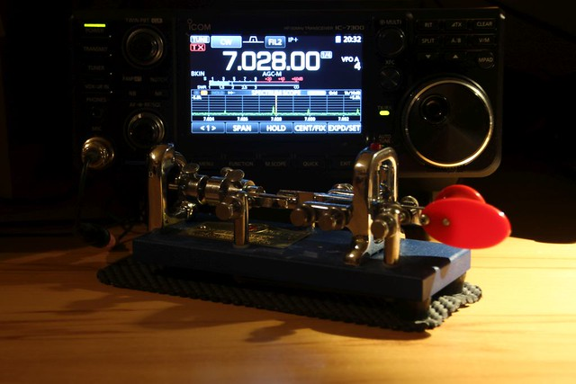more than 100 years of technology in ham radio