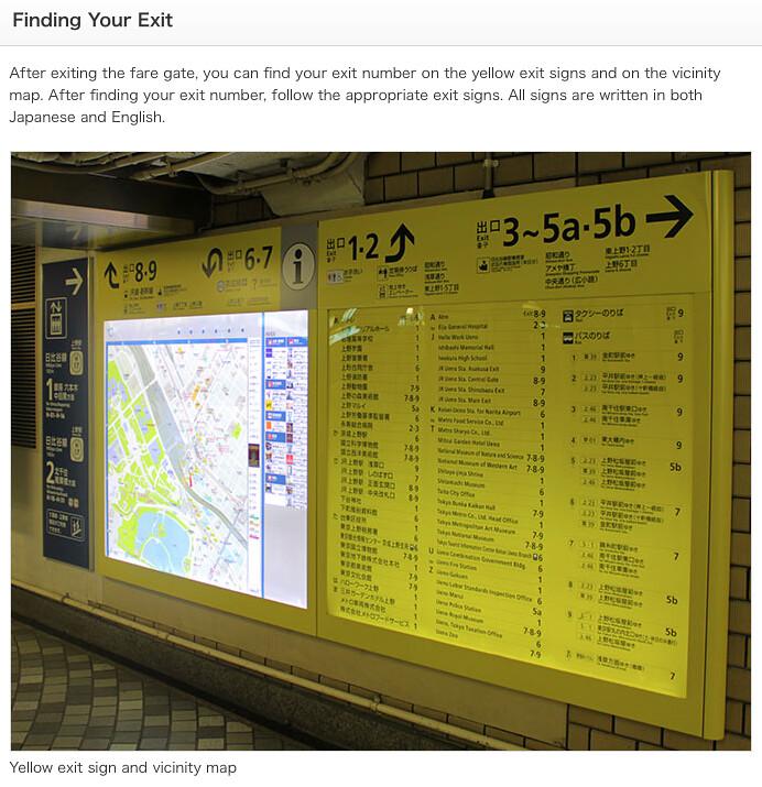 Como usar o metrô de Tóquio