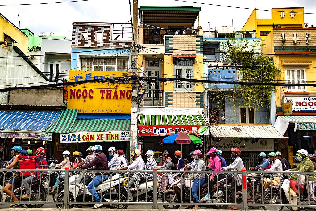 Ba Hom Street--Saigon