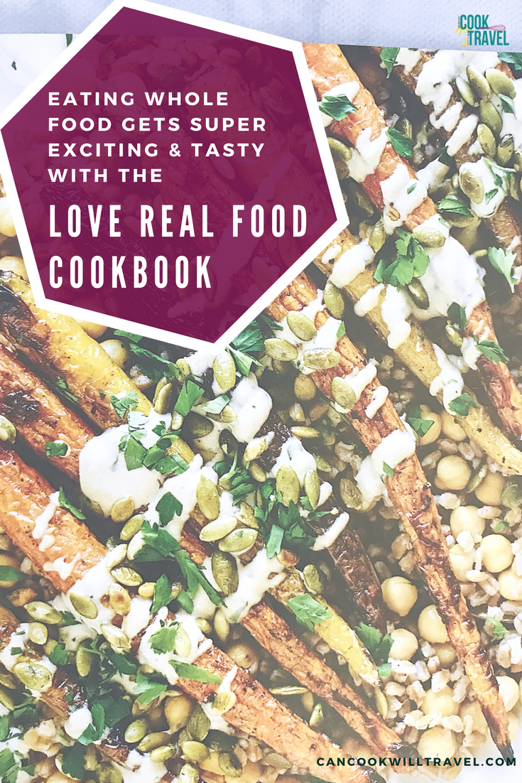 Cookbook love love real food can cook will travel love real food forumfinder Choice Image