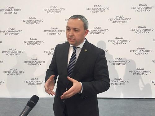 Міністр поставив у приклад будівництво школи на Рівненщині