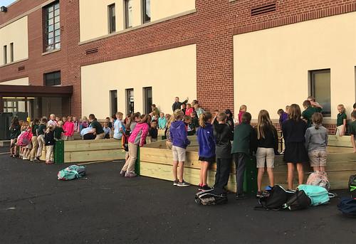 Portland St. Patrick Healthy Kids grant 2017