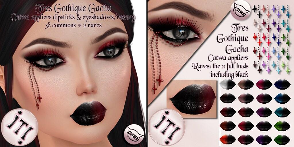 !IT! – Tres Gothique Gacha 3 Image