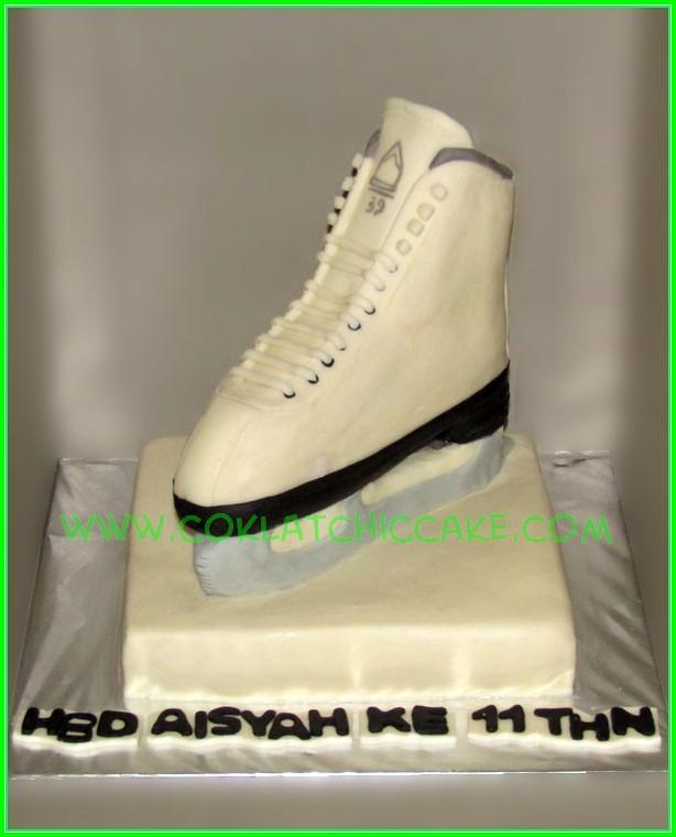 Ice skating shoe - AISYAH