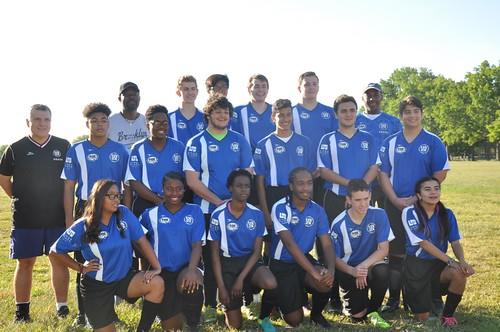 AYSO 266 Brooklyn Marine Park Soccer