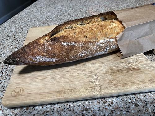 久々Manresa Bread