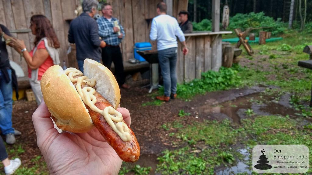 Planwagenfahrt: Thüringer Bratwurst im Wald
