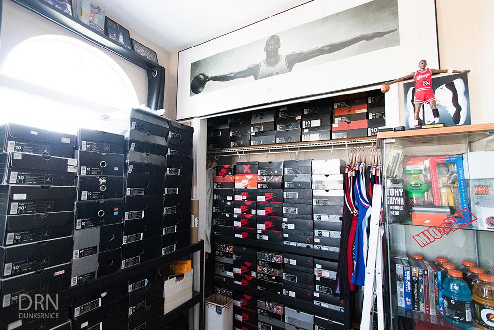 Shoeboxes.