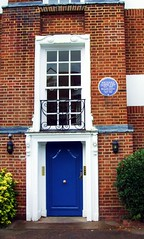 Photo of Richard Dimbleby blue plaque