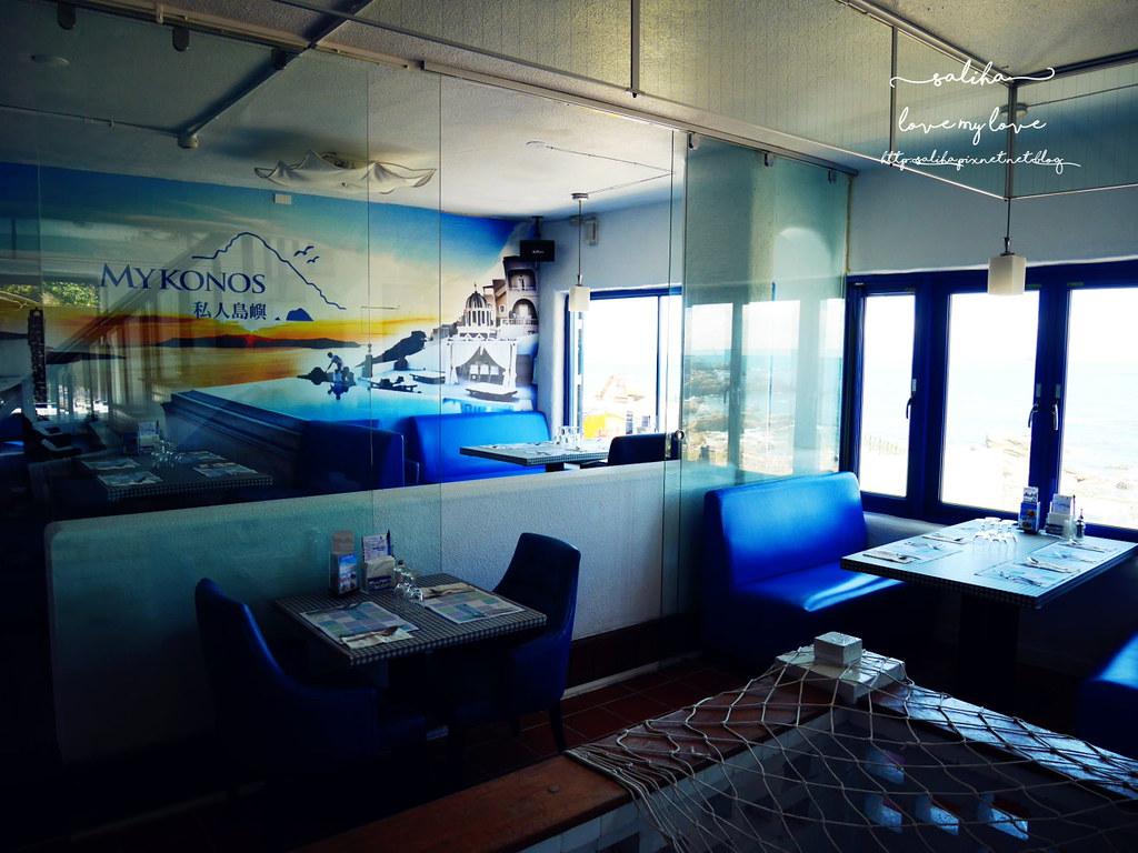 基隆海景餐廳推薦私人島嶼MYKONOS (1)