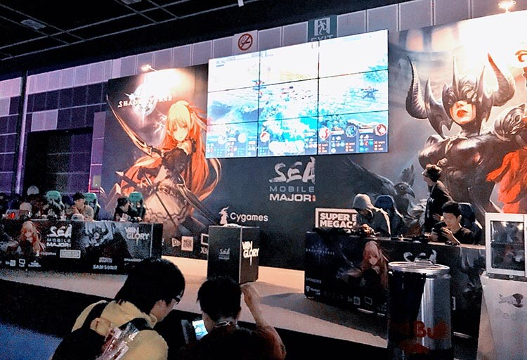 GameStart 2017 Shadowverse tournament