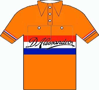 D'Alessandro - Giro d'Italia 1953