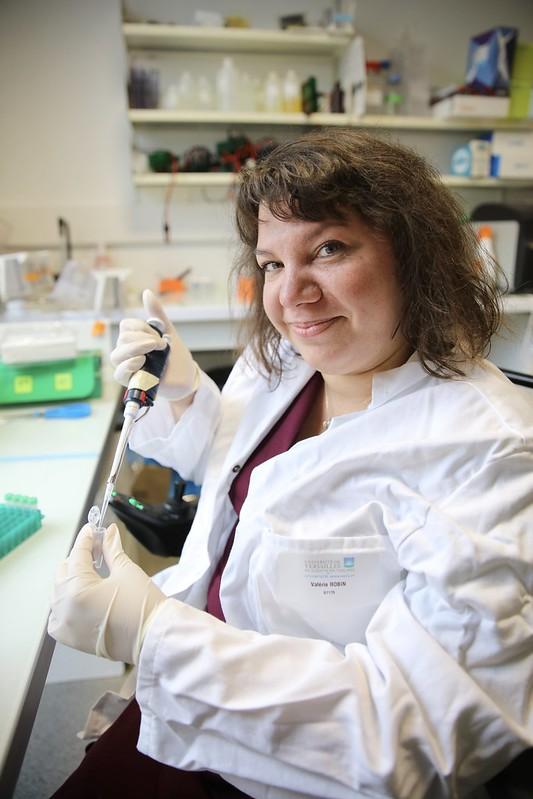 Soutien à la Fondation UVSQ pour le projet de recherche sur l'amyotrophie spinale