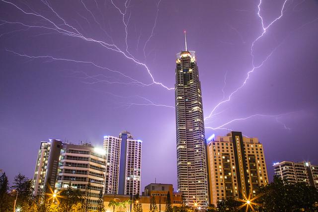 Lightning on Q1
