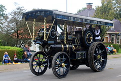 """1913 Fairground tractor """"The Pride of the South"""""""