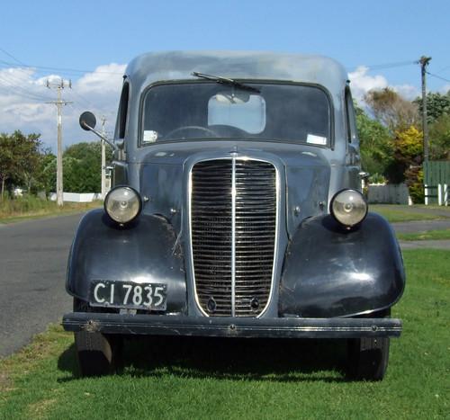 Fordson E83WCF