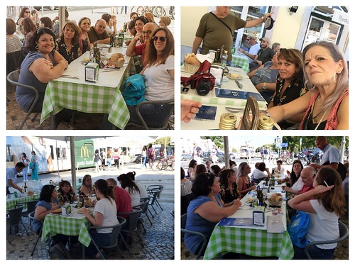 Almoço  em Belém