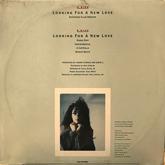 JODY WATLEY:LOOKING FOR A NEW LOVE(JACKET B)