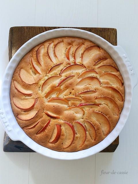 яблочный пирог КШ