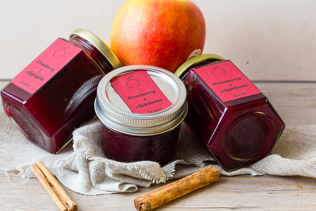 Cranberry Marmelade via lunchforne