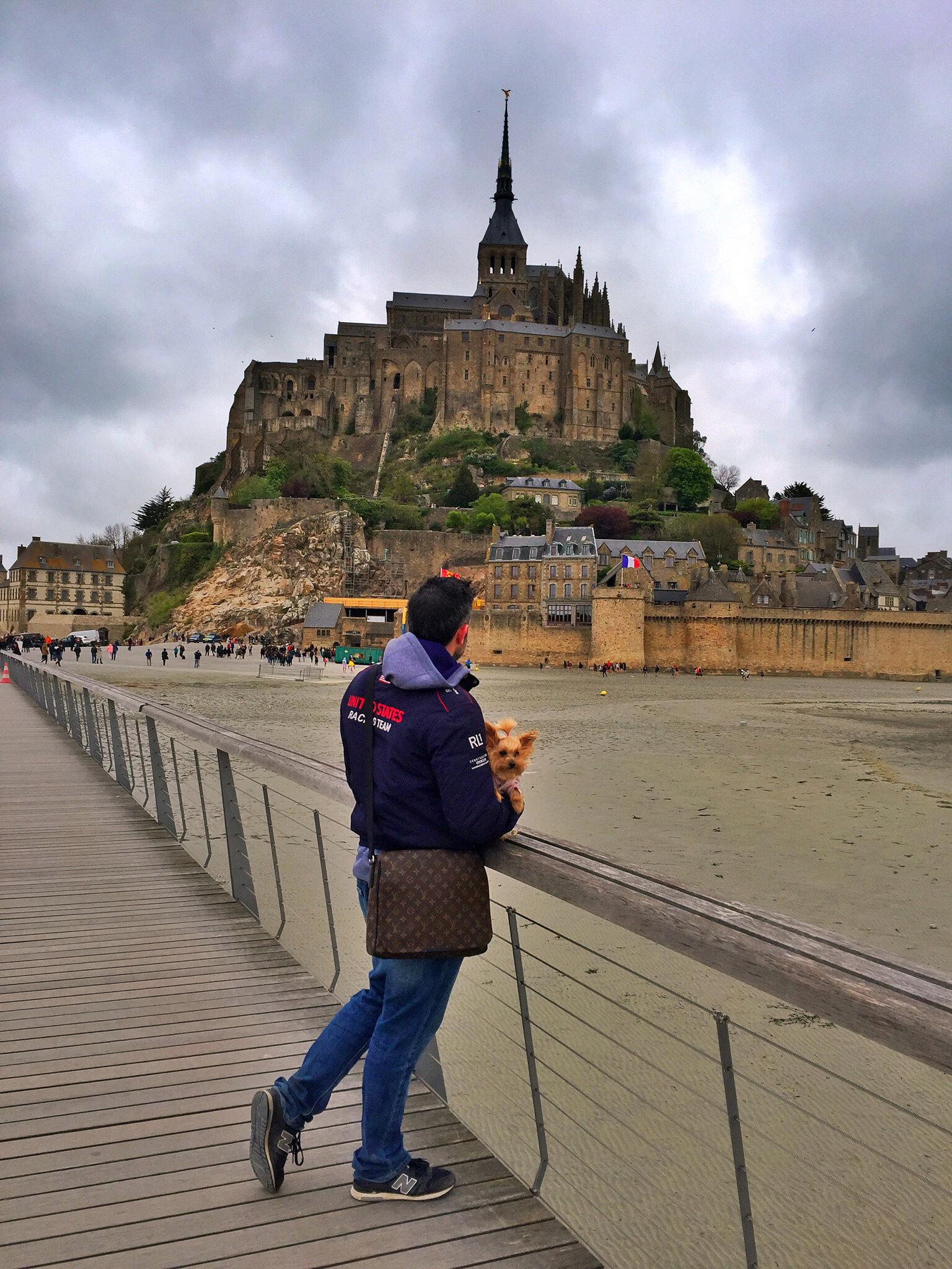 Mont Saint-Michel, France / Monte Saint-Michel, Francia mont saint-michel - 37669381996 a5e5a8a0f7 k - Visitar el Mont Saint-Michel