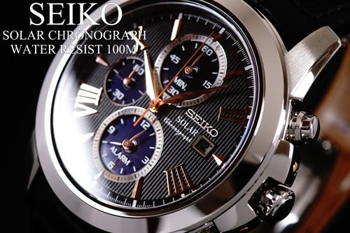 SEIKO LE GRAND SPORT CHRONOGRAPH MENS