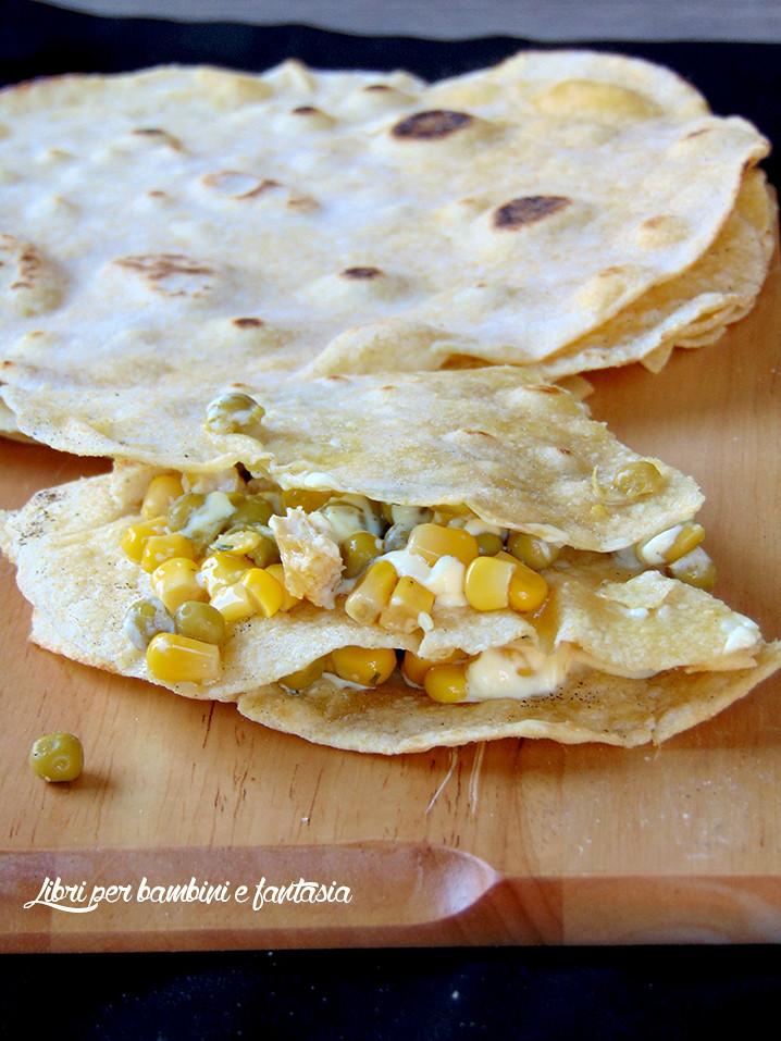 tortillas a
