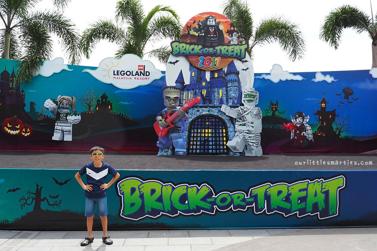 LEGOLAND Malaysia Halloween Brick-or-Treat