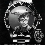 Tue, 2017-10-17 12:38 - Peter Benchley, author of Jaws, for Rolex Watches, 1976