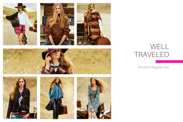 Well Traveled Collection