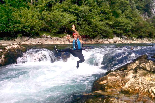 Feel the full adrenaline on the Neretva river