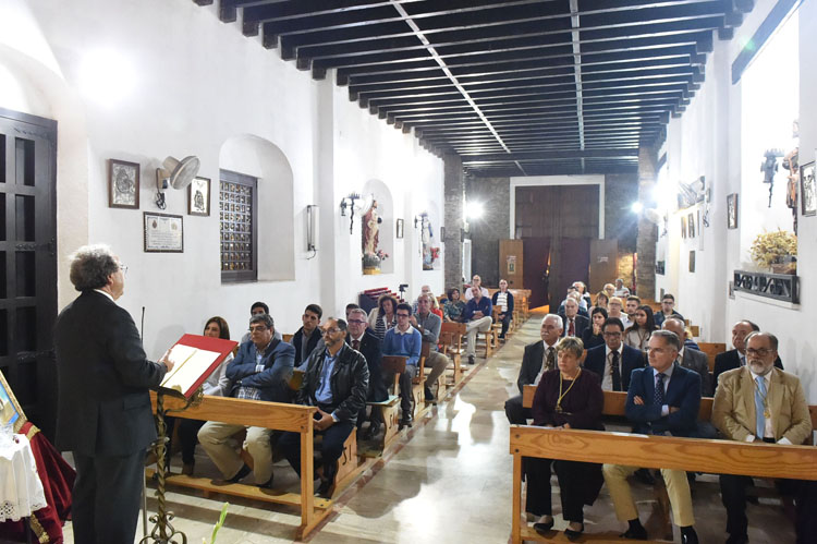 CAPILLA SAN ISIDRO CONFERENCIA MEDINACELI1