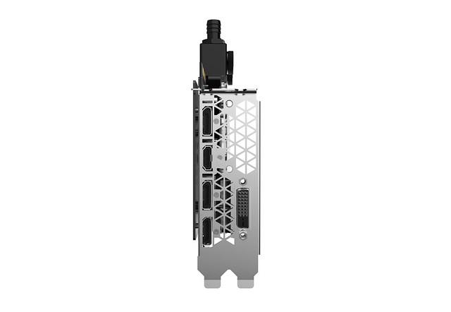 Zotac ArcticStorm Mini : La plus petite des GeForce GTX 1080 Ti