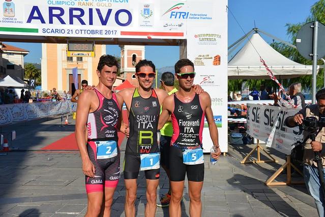 triathlon scario podio uomini