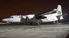 VLM Airlines / F50 / OO-VLN / EBAW