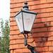 King and Barnes brewery lantern The Snowdrop Inn Haywards Heath West Sussex UK