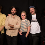 Wed, 01/11/2017 - 2:49pm - Shout Out Louds Live in Studio A, 11.1.17 Photographer: Brian Gallagher
