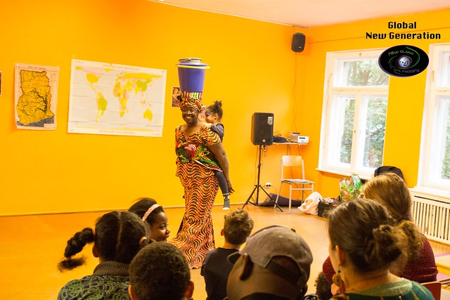 Afrika Tage und Africa Youth Day