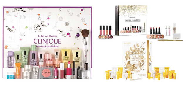 Single Brand Beauty Advent Calendars 2017