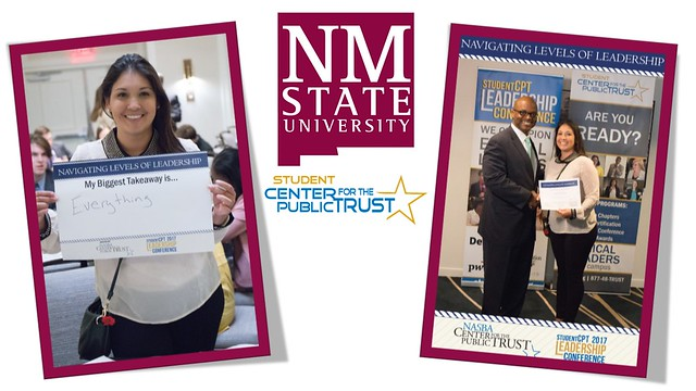 New Mexico State University StudentCPT Chapter Photos
