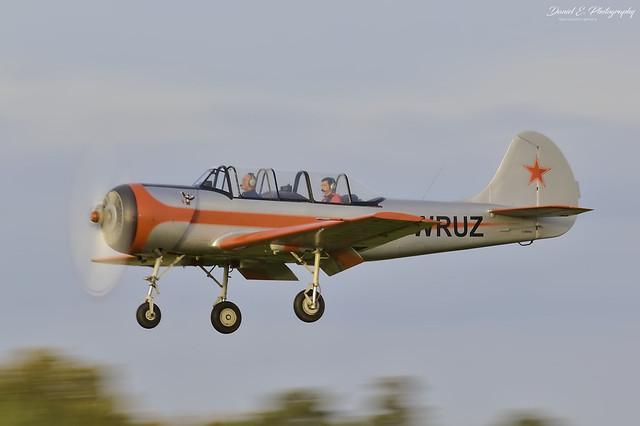 YAK 52 -  F-WRUZ
