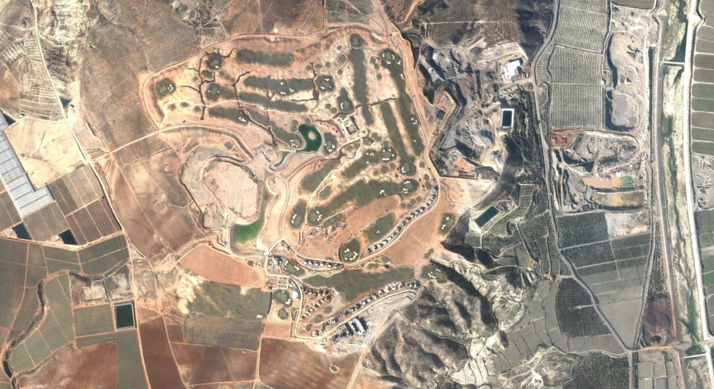 desert springs, almería, como california, antes, urbanismo, planeamiento, urbano, desastre, urbanístico, construcción