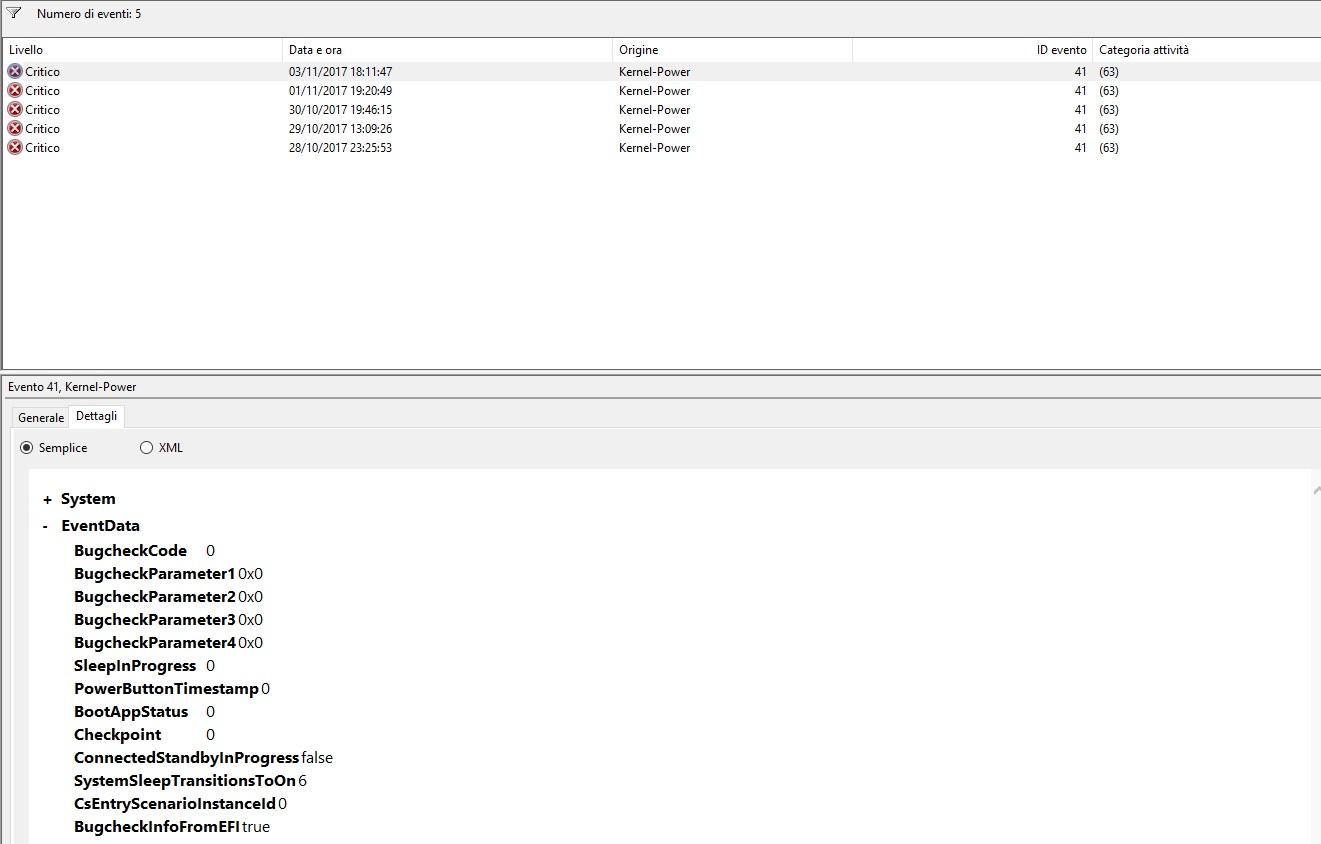 Risultato test Heaven Benchmark 4.0 su vecchia e nuova ...